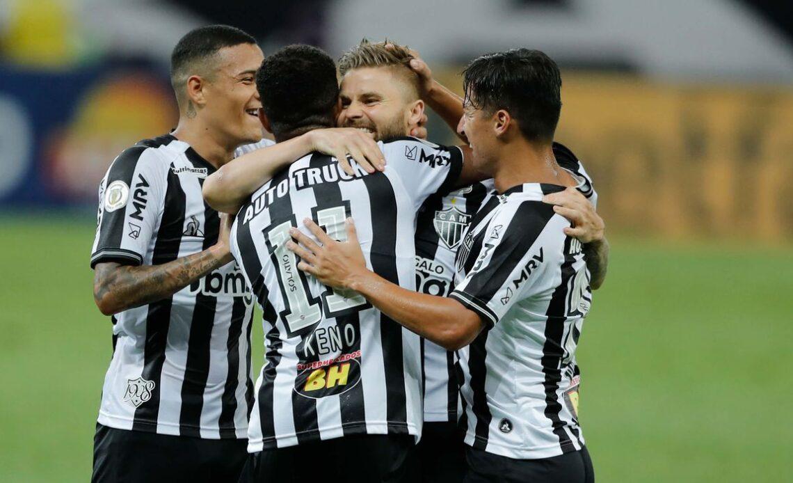 Atlético-MG vence Coritiba e assume vice-liderança do Brasileiro - Foto: Agência Galo/Clube Atlético Mineiro