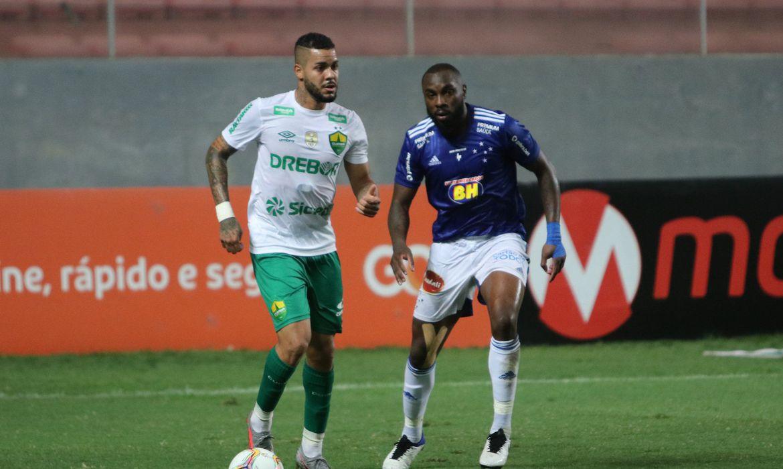 Cruzeiro e Cuiabá não saem do 0 a 0 em Belo Horizonte pela Série B - Foto: Cuiabá FC/AssCom Dourado
