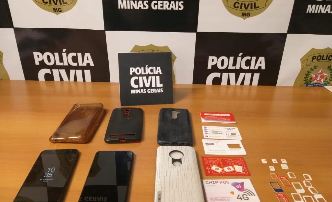 Homem é investigado suspeito de se passar por policial civil em Vespasiano - Foto: Divulgação/PCMG