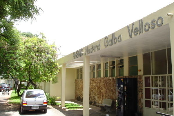 Hospital Galba Velloso - Foto: Divulgação/Rede Fhemig