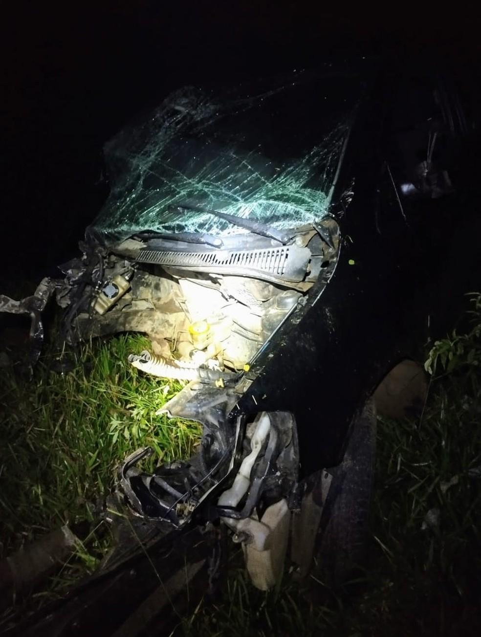 Acidente mata mulher morre após ser arremessada em Conselheiro Lafaiete - Foto: Reprodução