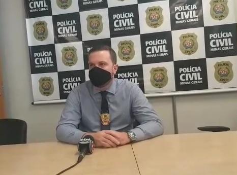Delegado Frederico Abelha - Foto: Divulgação/PCMG