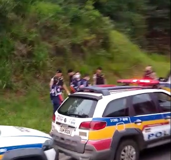 Policial se mata após assassinar a mulher com um tiro na cabeça em Itaúna - Foto: Reprodução