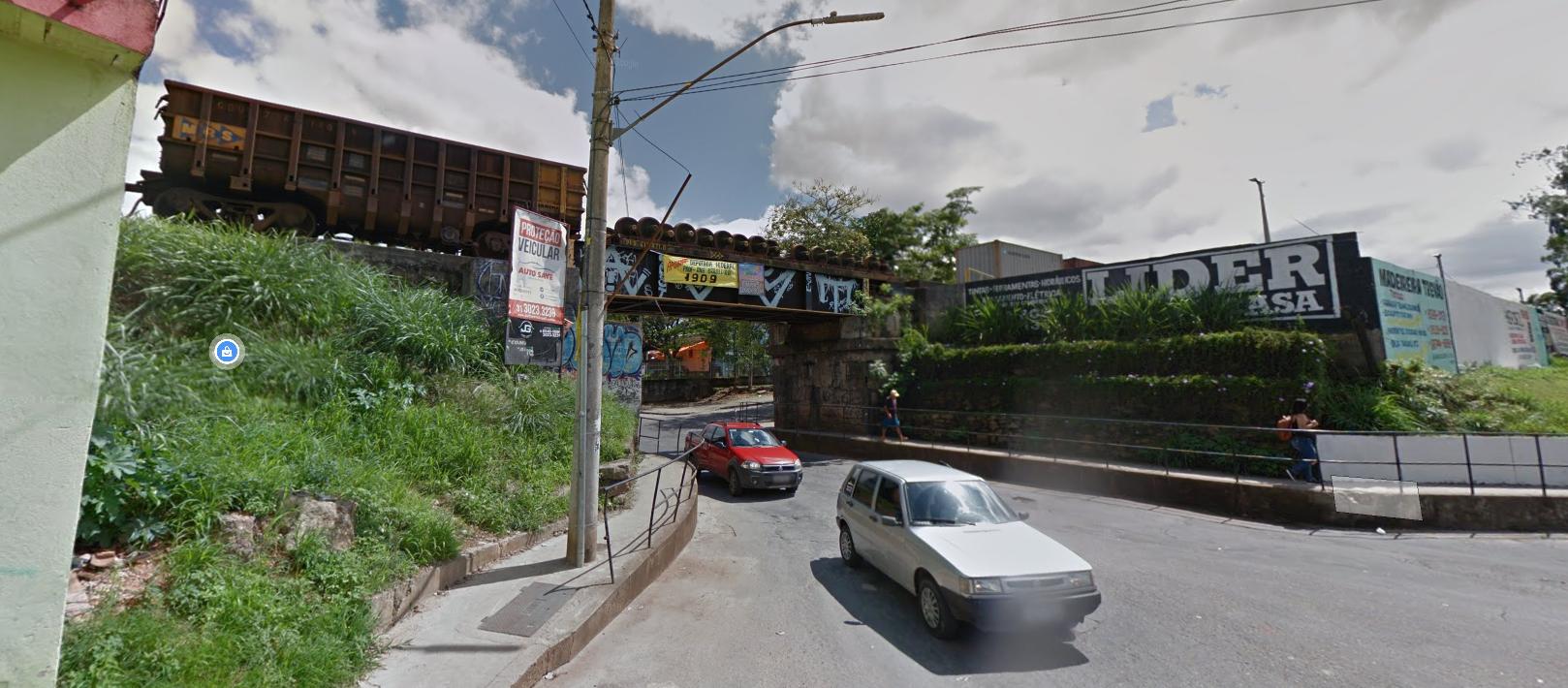 Três homens são executadas a tiros na Região do Barreiro, em Belo Horizonte - Foto: Reprodução/Google Street View