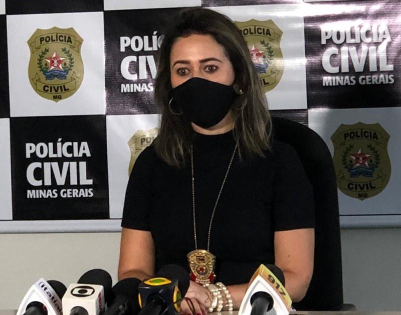Polícia prende motorista suspeito de aplicar mais de R$ 50 mil em golpes em Betim - Foto: Divulgação/PCMG