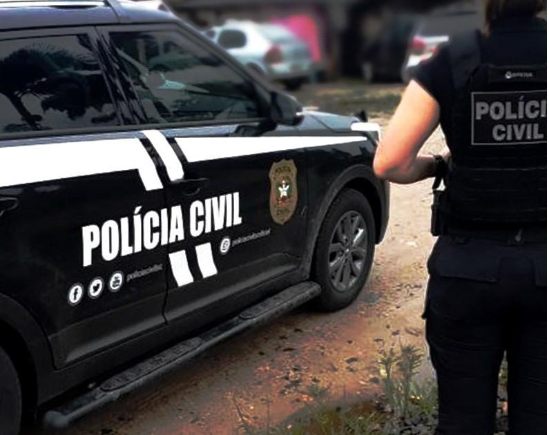 Foragido da Justiça por feminicídio é preso em ação policial conjunta - Foto: Divulgação/PCSC