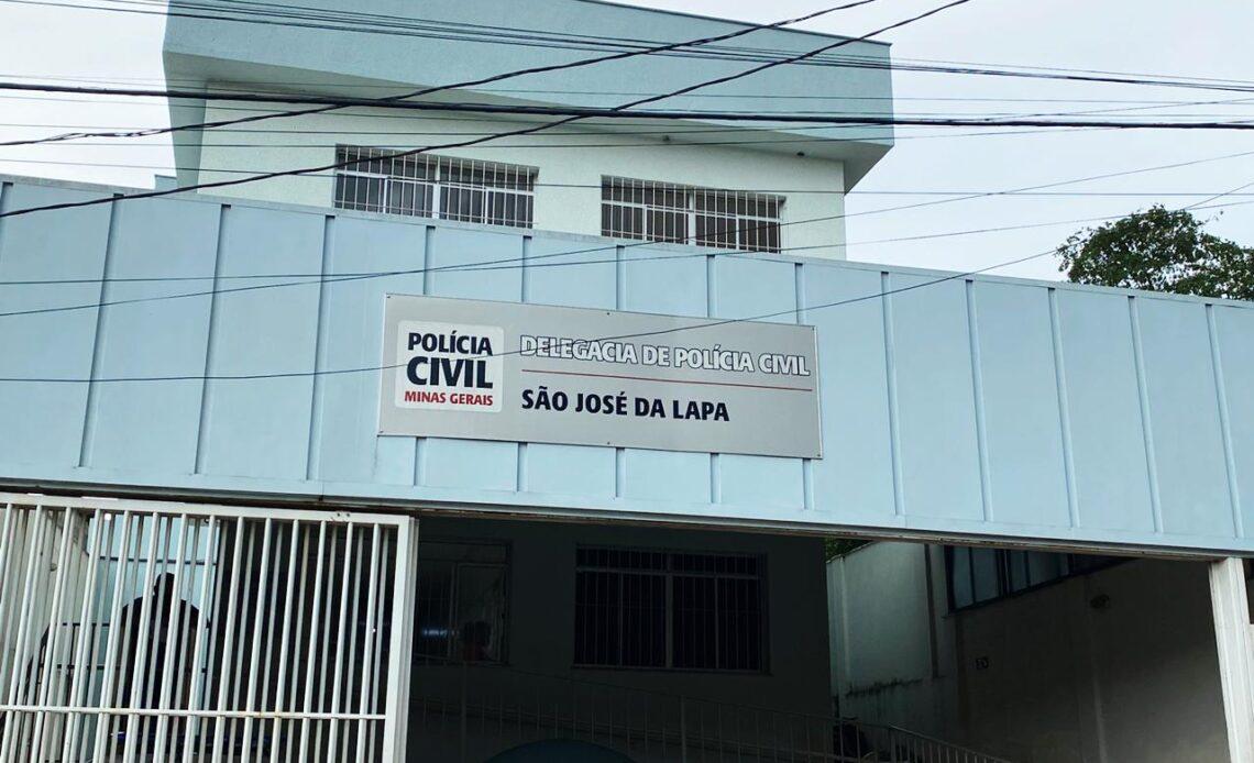 Polícia Civil prende suspeito de estuprar a enteada em São José da Lapa - Foto: Divulgação/PCMG