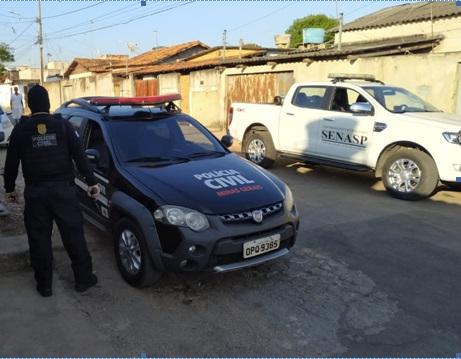 Dois suspeito são procurado por estelionato e falsificação de documentos públicos em Sete Lagoas - Foto: Divulgação/PCMG