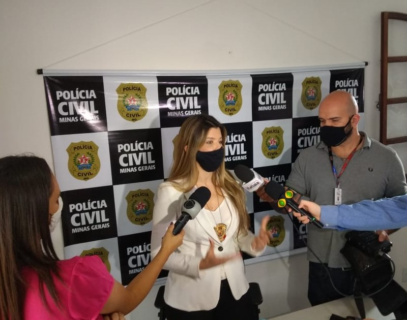 Polícia Civil prende suspeito de estupro em Vespasiano - Foto: Divulgação/PCMG