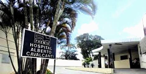 Hospital Alberto Cavalcanti - Foto: Fhemig / Divulgação