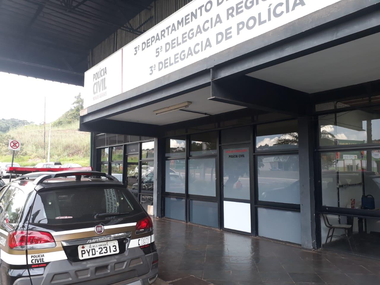 Polícia Civil prende suspeito de duplo homicídio em Itabirito - Foto: Divulgação/PCMG