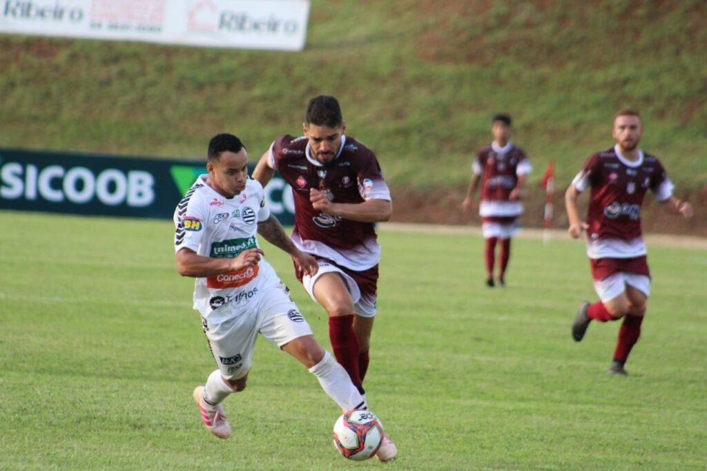 Ainda sem Loco Abreu, Athletic vence Patrocinense pelo Mineiro - Foto: Divulgação/Athletic Club