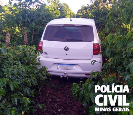 Operação prende mais um suspeito de roubar motorista de aplicativo em Três Corações - Foto: Divulgação/PCMG