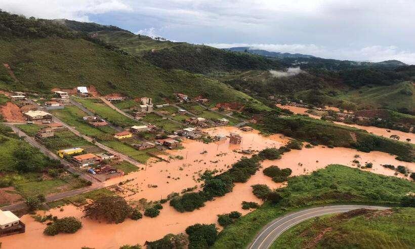 Chuvas estragam doses de vacina contra a covid-19 em cidade de Minas - Foto: Divulgação/Corpo de Bombeiros