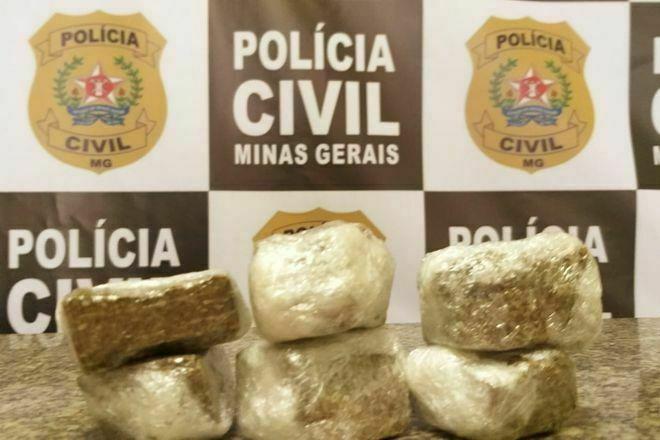 Operação combate o tráfico em praças e às margens da linha férrea em Juiz de Fora - Foto: Divulgação/PCMG