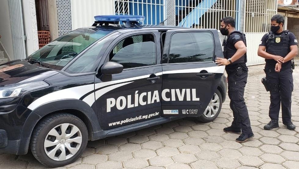 Polícia Civil prende suspeito de planejar o assassinato da ex-namorada - Foto: Divulgação/PCMG