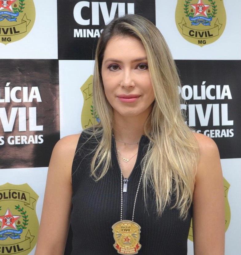Dra Larissa Mascotte responsável pelo caso - Foto: Divulgação/PCMG