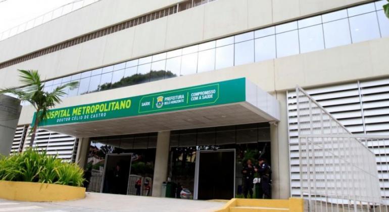 Hospital Metropolitano Dr. Célio de Castro - Foto: Amira Hissa/PBH