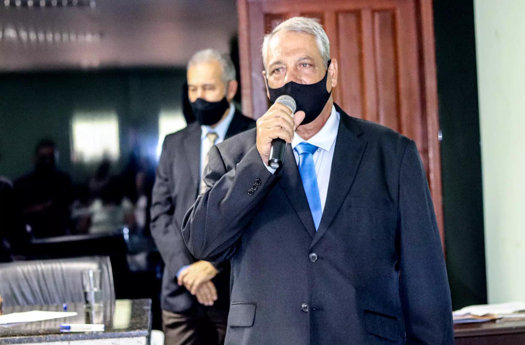Luiz Antônio de Sousa Campos - Foto: Reprodução/Redes Sociais
