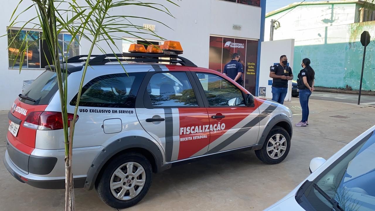 Operação desmonta esquema bilionário de sonegação em Minas Gerais, Paraná, São Paulo e Espírito Santo - Foto: Divulgação / SEF