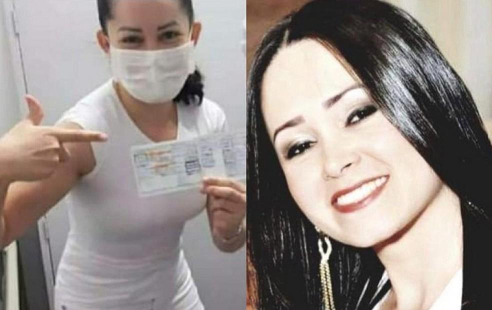 Priscila Cardoso da Silva foi encontrada morta em uma plantação de eucalipto - Foto: Reprodução/Redes sociais