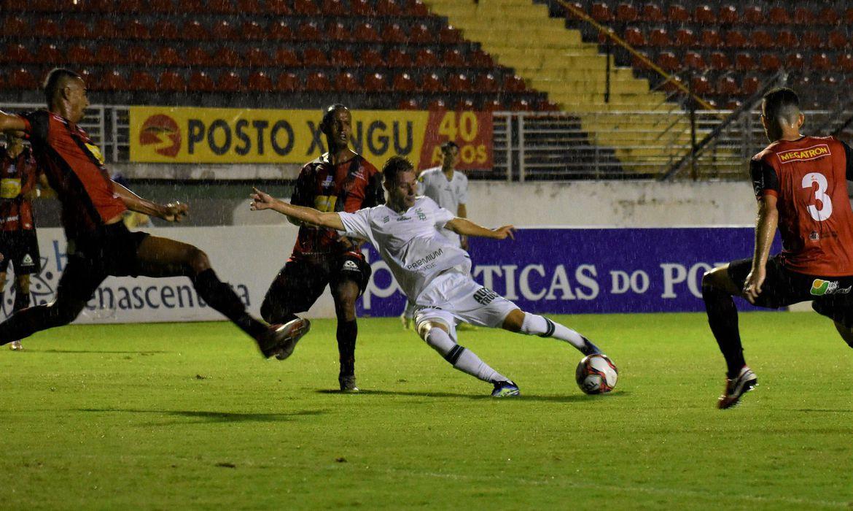 América bate Pouso Alegre e mantém 100% de aproveitamento no Mineiro - Foto: Estevão Germano/América