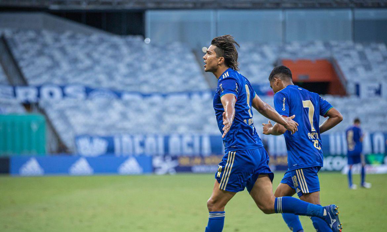 Cruzeiro vence Athletic no Mineirão pelo Mineiro 2021 - Foto: Igor Sales/Cruzeiro