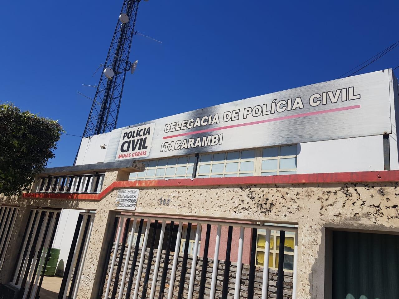 Polícia prende suspeito de matar e atear fogo em corpo de adolescente em Itacarambi - Foto: Divulgação/PCMG