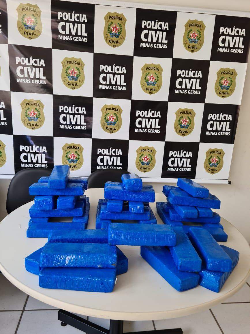Polícia desarticula comércio de drogas na Região Nordeste de BH - Foto: Divulgação/PCMG