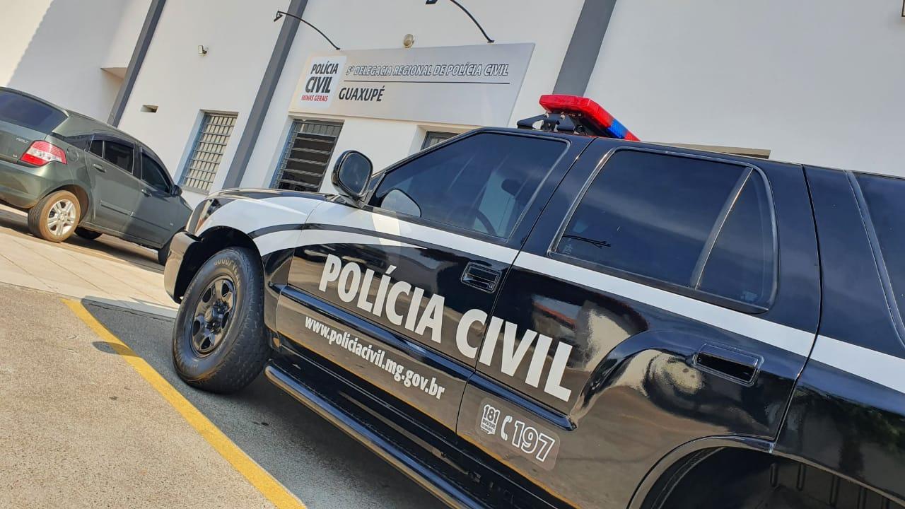 Suspeito de abusar sexualmente da sobrinha é preso em Guaxupé - Foto: Divulgação/PCMG