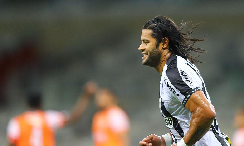 Atlético-MG ganha com estreia de Nacho, volta de Cuca e 1º gol de Hulk - Foto: Pedro Souza/Atlético