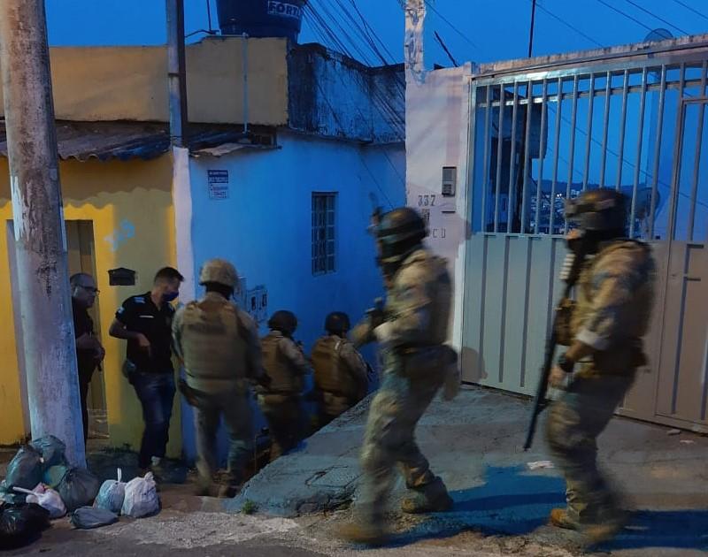 Polícia prende suspeito de latrocínio consumado e tentado em Itaúna - Foto: Divulgação/PCMG