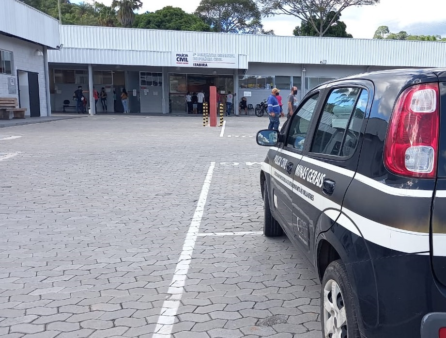 Trio suspeito por estupro de vulnerável é preso pela polícia em Itabira - Foto: Divulgação/PCMG
