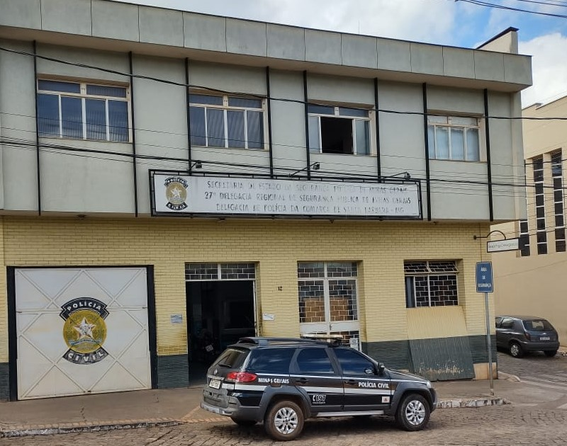Suspeito de estupro de vulnerável é preso em Santa Bárbara - Foto: Divulgação/PCMG