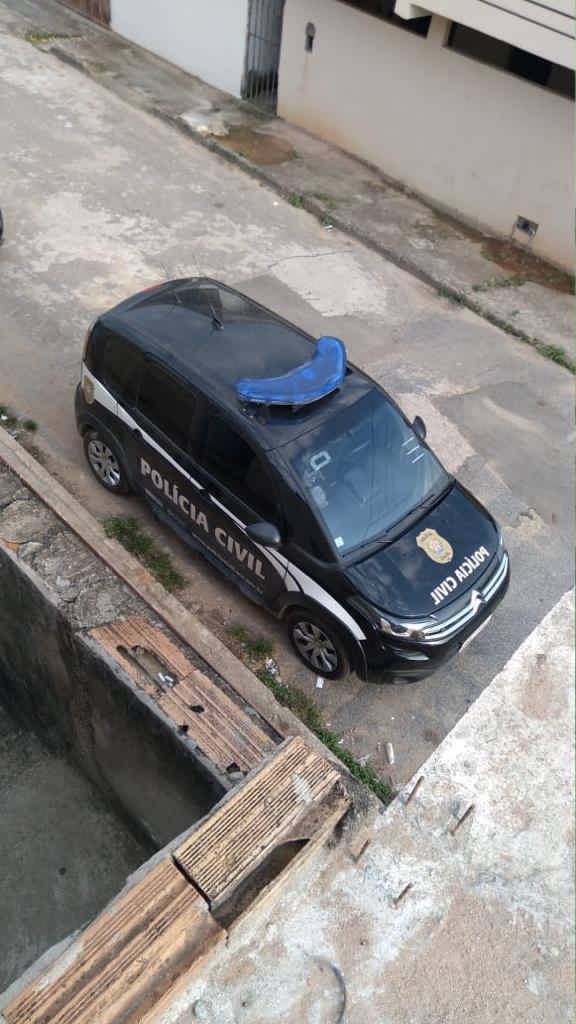 Suspeitos que atentaram contra policiais em Nova Serrana são presos - Foto: Divulgação/PCMG