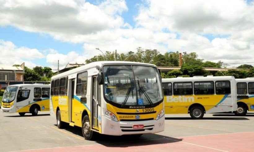 Tarifas do transporte coletivo têm reajuste em Betim - Foto: Divulgação/Prefeitura de Betim