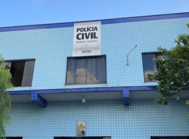 Suspeito de estelionato é preso em flagrante em Betim - Foto: Divulgação/PCMG