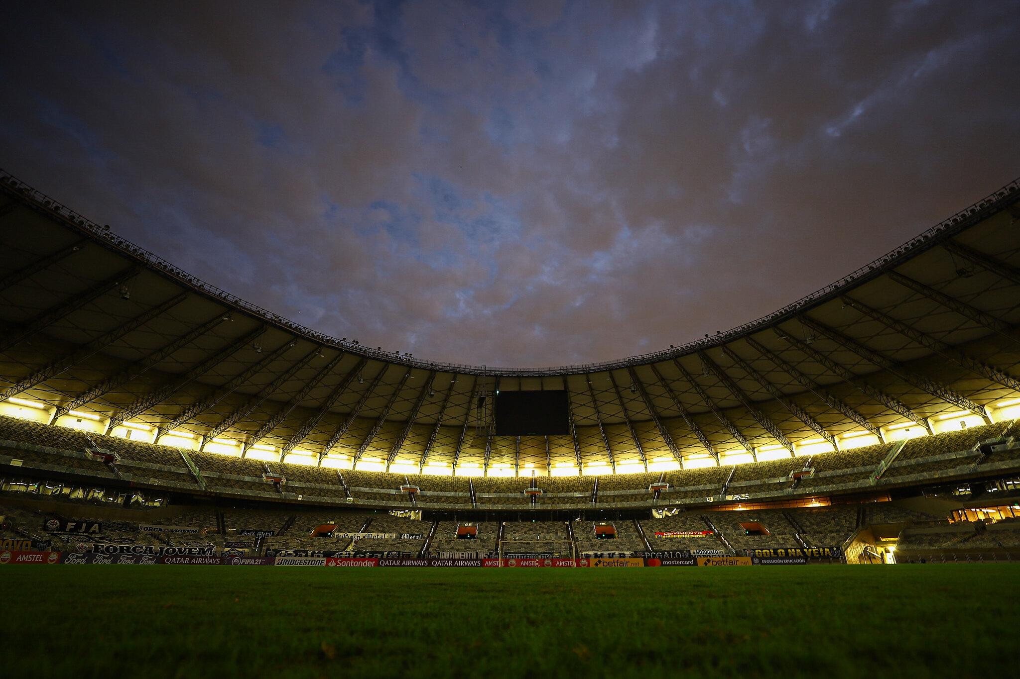 Mineirão palco do jogo - Foto: Pedro Souza/Atlético