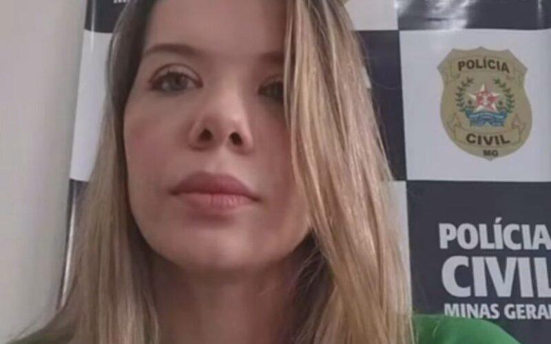 Delegada Nicole Perim Martins responsável pelo caso - Foto: Divulgação/PCMG