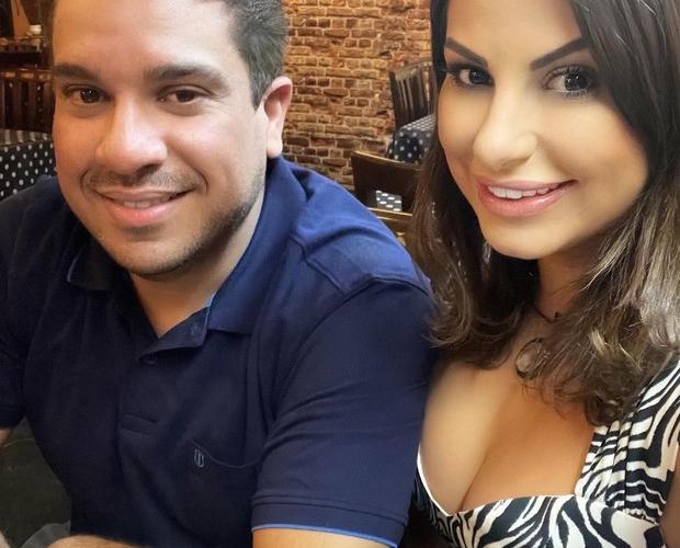 Lívvia Bicalho, cantora e influenciadora digital, e namorado são encontrados mortos em João Monlevade - Foto: Redes Sociais