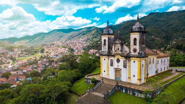 Ouro Preto - Foto: Alexandre Siqueira/Embratur