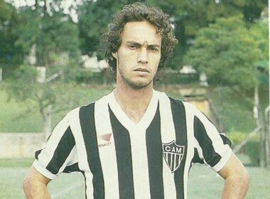 Vander Luiz foi jogador pelo Atlético-MG - Foto: Reprodução/Instagram