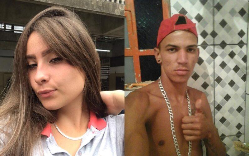 Vítimas foram identificas como Yesa Jamile Inácio dos Santos e Anderson Mota do Amaral - Foto: Reprodução/Redes Sociais