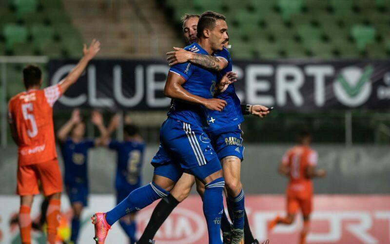 Cruzeiro entra no G4 do Campeonato Mineiro ao derrotar Coimbra - Foto: Bruno Haddad/Cruzeiro