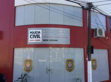 Homem é preso por descumprir medida protetiva em Nova Serrana - Foto: Divulgação/PCMG