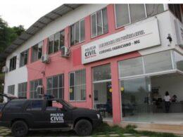 Suspeito de homicídio é preso pela polícia em Coronel Fabriciano - Foto: Divulgação/PCMG