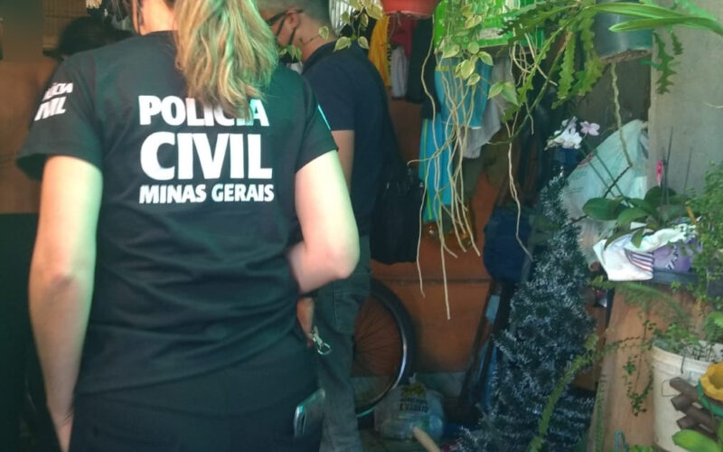 Dois casos de feminicídio são solucionados pela polícia em Sete Lagoas - Foto: Divulgação/PCMG