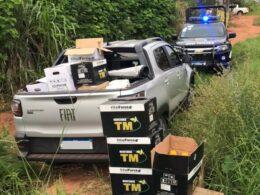 Polícia recupera material furtado avaliado em R$ 60 mil em Passos - Foto: Divulgação/PCMG