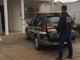 Polícia prende suspeito de tentativa de homicídio em São João do Paraíso - Foto: Divulgação/PCMG