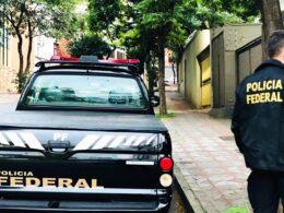 CGU e PF apuram fraude de mais R$ 130 milhões em contratos de obras em rodovias no Estado - Foto: Divulgação/PF